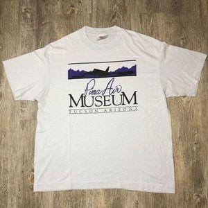 Vintage Pima Air Museum T-shirt